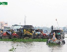 Độc đáo chợ nổi trên sông