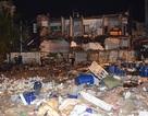 Hình ảnh tan hoang sau vụ nổ kinh hoàng, rung chuyển cả khu dân cư
