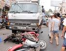 Tạm giữ tài xế xe tải kéo lê 5 người đang chờ đèn đỏ