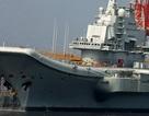 Trung Quốc thử máy bay chiến đấu trên tàu sân bay