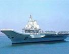 Tướng Trung Quốc bác tin tàu sân bay sẽ hoạt động năm 2012