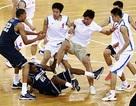 """Hai đội bóng rổ Trung-Mỹ """"làm lành"""" sau vụ ẩu đả"""