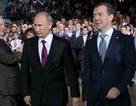 """Ông Medvedev """"không loại trừ"""" khả năng trở lại điện Kremlin"""
