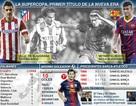 """Lượt đi Siêu Cup Tây Ban Nha: Chờ """"cơn mưa"""" bàn thắng"""