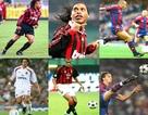 Các danh thủ từng gắn bó với màu áo Barcelona lẫn AC Milan