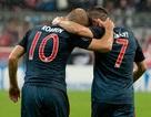 Ribery rực sáng, Bayern Munich giành chiến thắng 5 sao
