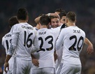 Real Madrid thắng dễ Olimpic Xavita