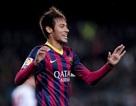Neymar lập công, Barcelona thắng đậm Cartagena