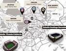 Bán kết lượt đi Champions League: Mọi ngả đường đều hướng về Madrid