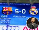 Pep Guardiola: Nỗi ám ảnh của Real Madrid