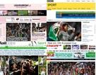 Truyền thông quốc tế ca ngợi chiến tích Decima của Real Madrid