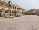 Trường vừa xây xong, học sinh vẫn phải đóng tiền sửa chữa cơ sở vật chất