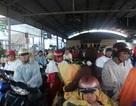 TPHCM: Hàng ngàn người kẹt ở phà Cát Lái