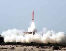 Pakistan thử tên lửa có khả năng mang đầu đạn hạt nhân