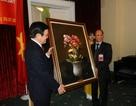 Chủ tịch nước Trương Tấn Sang với bà con cộng đồng tại Nga