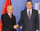 Tổng Bí thư kết thúc chuyến thăm chính thức Bỉ và EU