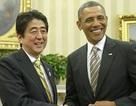 Obama-Abe nhất trí thắt chặt liên minh