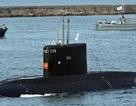 Nga giao cho Việt Nam hai tàu ngầm trong năm nay