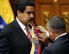 Phó Tổng thống Venezuela tuyên thệ nhậm chức quyền tổng thống