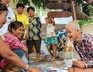 Người ăn xin công đức 1 triệu baht