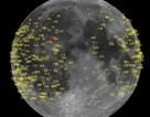 Mặt trăng sáng rực sau khi bị khối đá 40kg va chạm