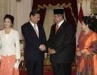 """Ông Tập Cận Bình """"chi mạnh"""" củng cố quan hệ với Indonesia"""