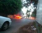 Video sứ quán Nga tại Libya sau khi bị tấn công