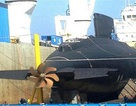 Tàu ngầm Kilo TP Hồ Chí Minh vào cảng Tenerife chậm 1 ngày