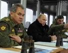 Putin lệnh thu quân tập trận giáp Ukraine