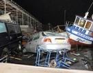 Sóng thần nhỏ lan tới Nhật sau động đất ở Chile