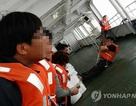 Hàn Quốc: Video hành khách kiên nhẫn đợi cứu hộ trên phà đang đắm