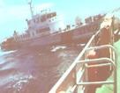 Tàu, máy bay hộ tống giàn khoan Trung Quốc uy hiếp tàu Việt Nam