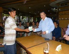 12 ngư dân Việt bị bắt ở Philippines đã về nước