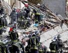 Nổ lớn đánh sập chung cư 4 tầng ở Paris