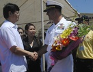 Tàu bệnh viện của Hải quân Hoa Kỳ cập cảng Cửa Lò