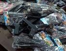 Thu giữ gần 7.000 khẩu súng đồ chơi trẻ em