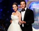 Trúc Diễm lộng lẫy diện váy cưới sau khi được bạn trai cầu hôn