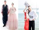 Ảnh cưới lãng mạn ở Hàn Quốc của Quỳnh Nga - Doãn Tuấn