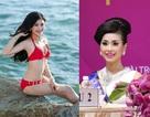 Tân á hậu Diễm Trang không muốn nói về việc đi thi Hoa hậu Hoàn vũ