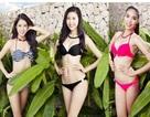 12 thí sinh Hoa khôi áo dài Việt Nam quyến rũ trong trang phục bikini