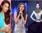 """Điểm danh những """"nữ hoàng"""" của showbiz Việt"""
