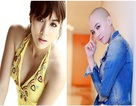 """""""Sốc"""" với nữ thí sinh cạo đầu đi thi Vietnam Idol"""