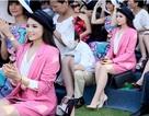"""Hoa hậu Kỳ Duyên lại """"mất điểm"""" vì trang phục """"sến"""""""