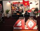 """Hơn 10 ngàn đầu sách góp mặt tại triển lãm 40  năm """"Thống nhất đất nước"""""""