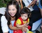 Con gái diễn viên Mai Phương lộ diện trong sinh nhật Nhã Phương