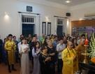 Những hình ảnh xúc động trong đêm cuối tại đám tang GS Trần Văn Khê
