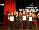 Thành lập Trường CĐ Nghề số 23 thuộc Bộ Quốc phòng