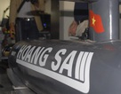 Tự chế bình gas thành tàu lặn Hoàng Sa