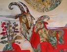 Ngắm dê năm Ất Mùi qua tranh họa sĩ Huế