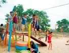 Sân chơi giá rẻ đầu tiên cho học sinh mầm non ở Huế